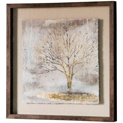 Morning Mist I Framed Wall Art Print, 64cm