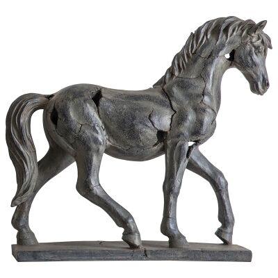 thomas Antique Horse Statue