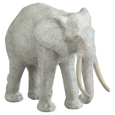 Marah Elephant Statue