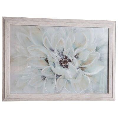 Gentle Floral Framed Wall Art, 102cm