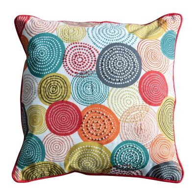 OliverCotton Scatter Cushion, Multi
