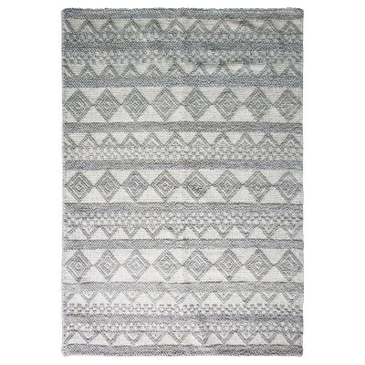 Hagen Wool & Cotton Modern Rug, 230x160cm