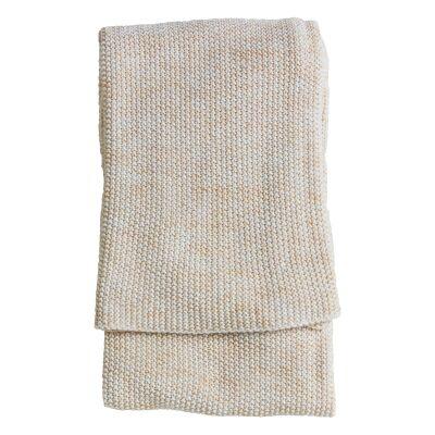 Rikki Moss Stitch Melange Throw, 170x130cm