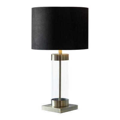Caitlin Glass Table Lamp