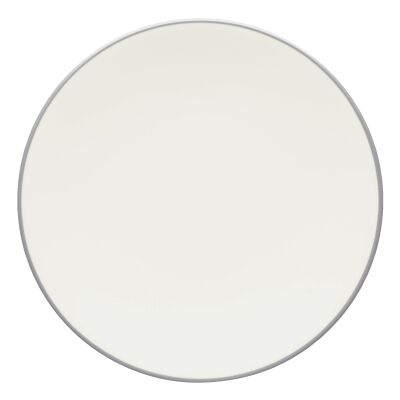 Noritake Colorwave Slate Stoneware Coupe Dinner Plate
