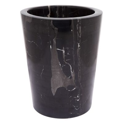 Valley Marble Wine Cooler, Black