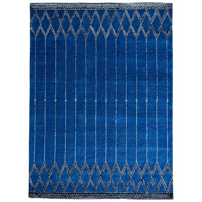 Zane Hand Tufted Wool Rug, 240x320cm