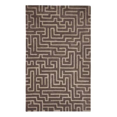 Crete Hand Tufted Wool Rug, 240x320cm