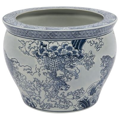 Saint Porcelain Planter