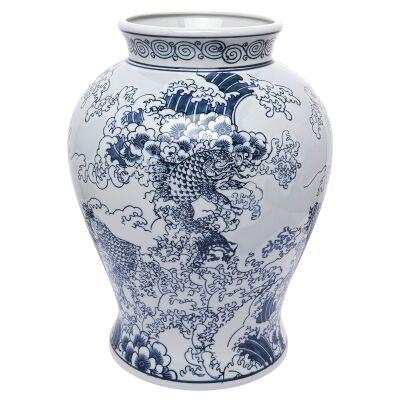 Saint Porcelain Vase