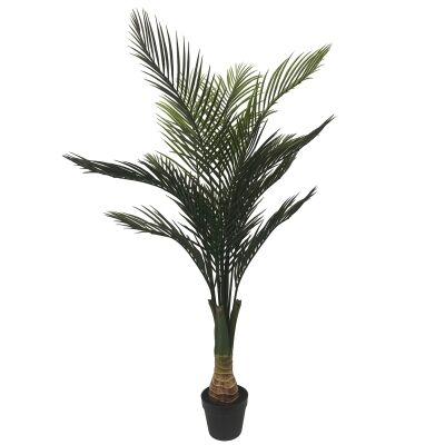 Potted Artificial Areca Palm Tree, 152cm