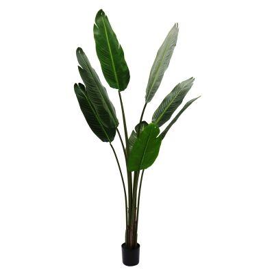 Potted Artificial Strelitzia Tree, 150cm