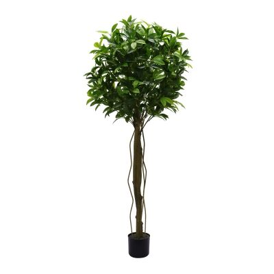 Potted Artificial Topiary Plant, 150cm