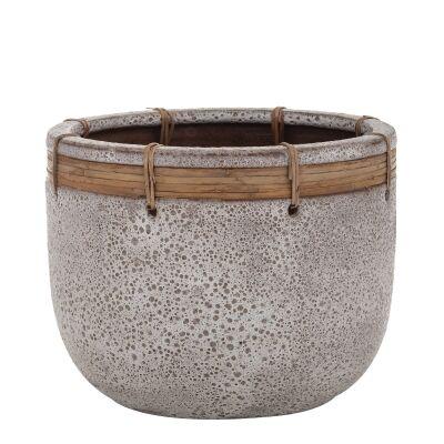 Zadie Cement Pot