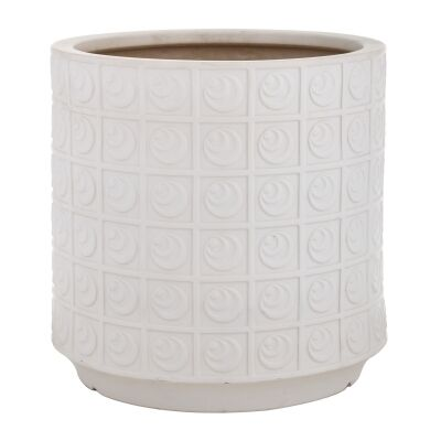 Carina Ceramic Planter, Large