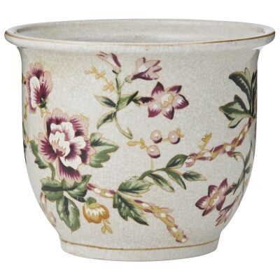 Macy Porcelain Pot, Small