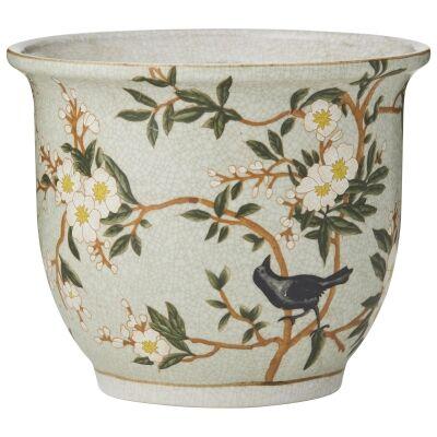 Delilah Porcelain Pot, Small