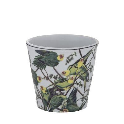 Jillian Ceramic Pot, Small