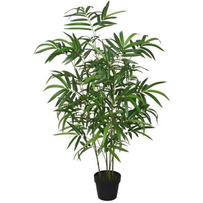 Potted Artificial Bamboo, 117cm