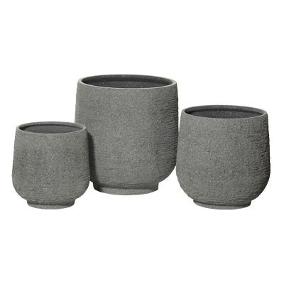 3 Piece Grand Stonelite Pot Set
