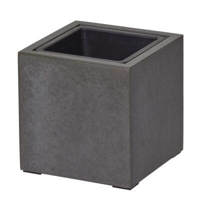 Bowie Concrete Cube Planter