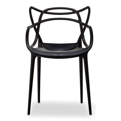 Replica Philippe Starck Masters Chair, Black
