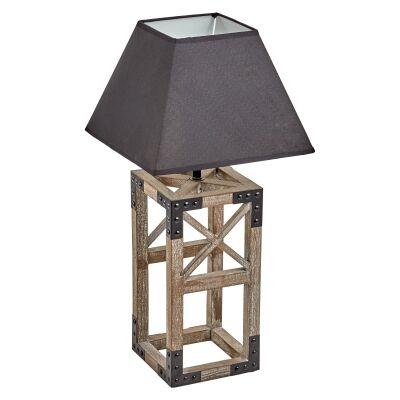 Newington Timber Table Lamp