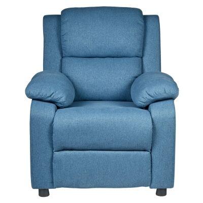Erika Fabric Recliner Armchair