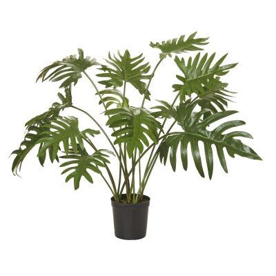 Potted Artificial Monstera Deliciosa Plant, 81cm