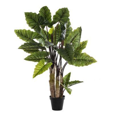 Potted Artificial Alocasia Plant, 170cm