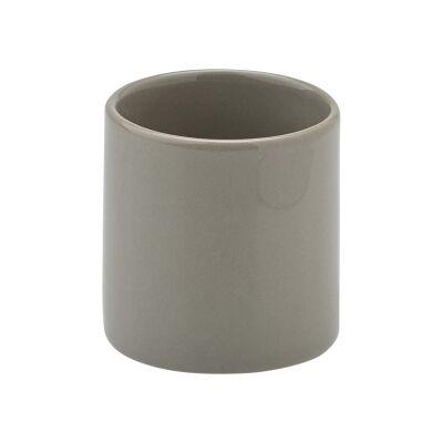 Aquanova Forte Ceramic Cotton Swab Holder, Sage