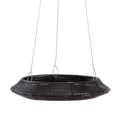 Arlena Iron Wire Hanging Basket