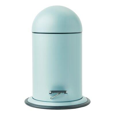 Aquanova Ona Metal Pedal Bin, Mint