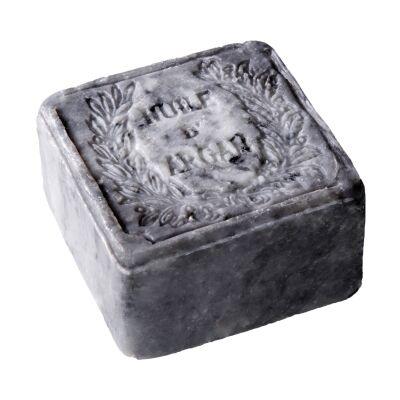 Aquanova Hammam Soap Block, Light Grey