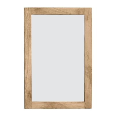 Newhalen Wooden Frame Wall Mirror, 90cm