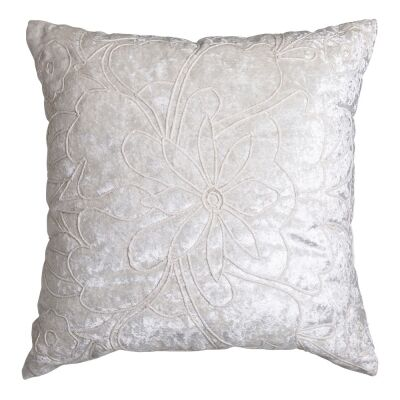 Pearl Embroidered Scatter Cushion