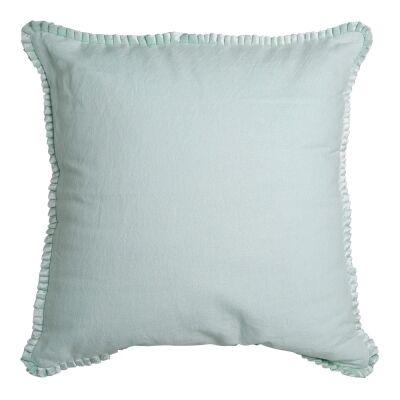 Cala Cotton Scatter Cushion, Mint
