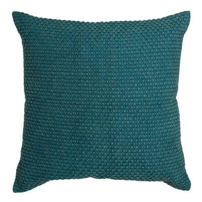 Taylor Cotton Jacquard Scatter Cushion, Eden Green