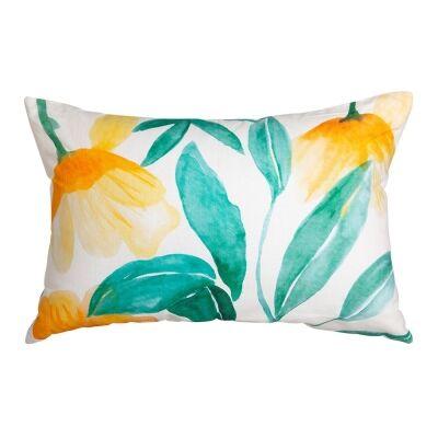 Savannah Printed Lumbar Cushion