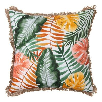Palma Printed Cotton Scatter Cushion