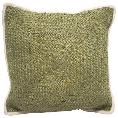 Newry Jute & Cotton Scatter Cushion