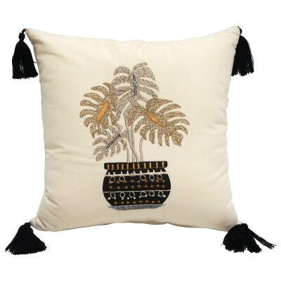 Planter Cotton Scatter Cushion