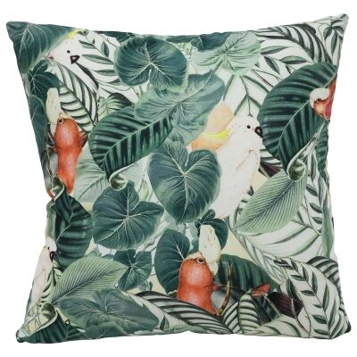 Cheeky Cocky Cotton Scatter Cushion