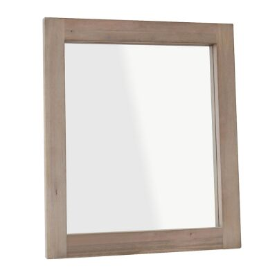 Quintus Mountain Ash Timber Frame Dressing Mirror, 107cm