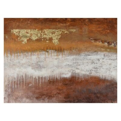 """""""Sortiment No.279"""" Stretched Canvas Abstract Oil Painting Wall Art, 120cm"""