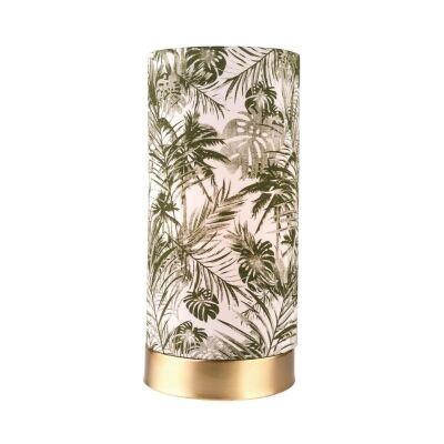 Bahama Fabric Table Lamp