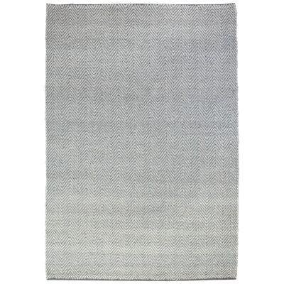 Swirles Modern Wool Rug, 240x170cm