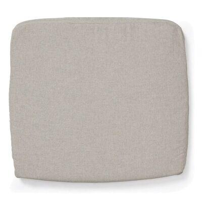 Ashby Indoor/Outdoor Fabric Seat Pad - Beige
