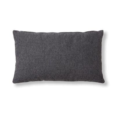 Franco Fabric Lumbar Cushion, Graphite