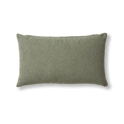 Franco Fabric Lumbar Cushion, Green
